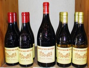 Vin Chateauneuf du pape