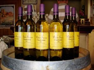 Le Petit Serre Chardonnay 2012